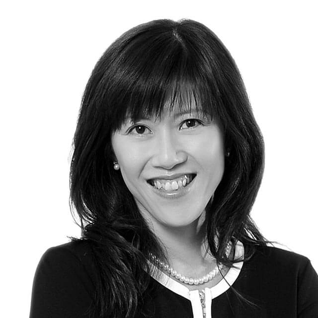 Eunice Sim - Head of Finance & Business Management - Asia