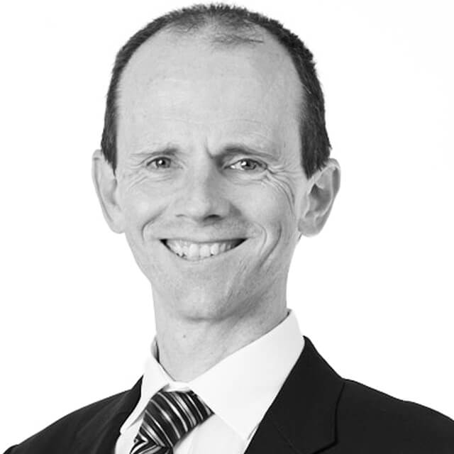 Steven Faulkes - Chief Actuary, Asia Pacific