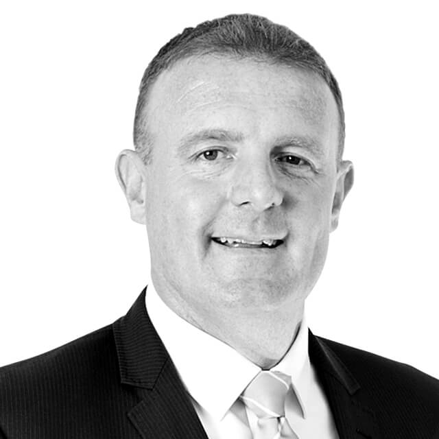 Brett Gardiner - Vice President & Head of Energy, Property & Construction, Asia Pacific